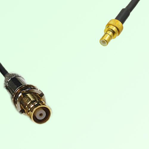 75ohm 1.6/5.6 DIN Female to SMB Male Coax Cable Assembly