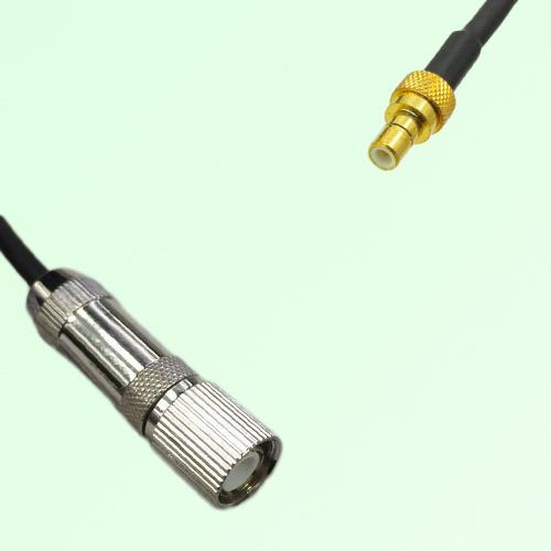 75ohm 1.6/5.6 DIN Male to SMB Male Coax Cable Assembly
