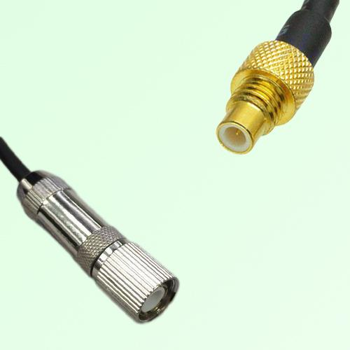75ohm 1.6/5.6 DIN Male to SMC Male Coax Cable Assembly