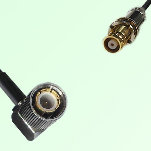 75ohm 1.6/5.6 DIN Male R/A to 1.6/5.6 DIN Female Coax Cable Assembly