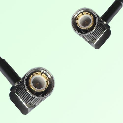 75ohm 1.6/5.6 DIN Male R/A to 1.6/5.6 DIN Male R/A Coax Cable Assembly