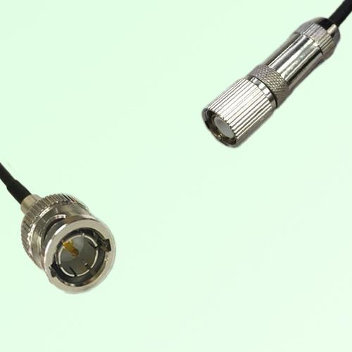 75ohm BNC Male to 1.6/5.6 DIN Male Coax Cable Assembly