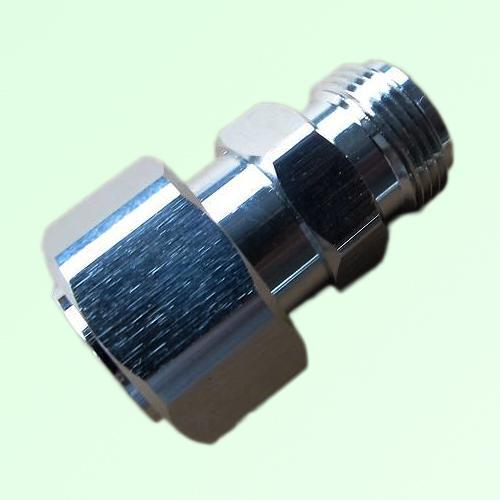 Low PIM Adapter 4.3/10 Mini DIN Male Plug to N Female Jack