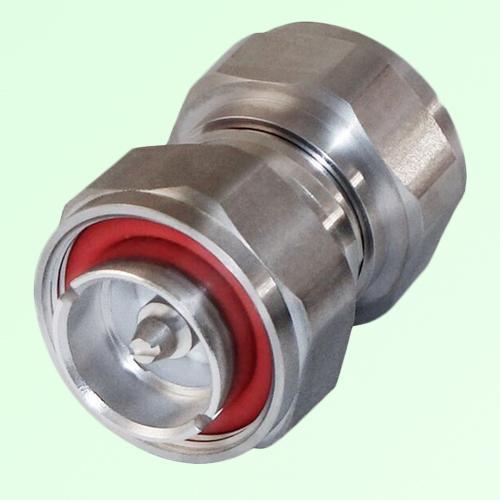 Low PIM Adapter 7/16 DIN Male Plug to 7/16 DIN Male Plug