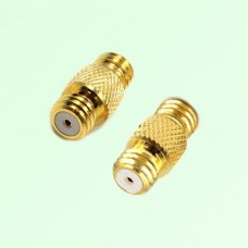 RF Adapter 10-32 M5 Female Jack to 10-32 M5 Female Jack
