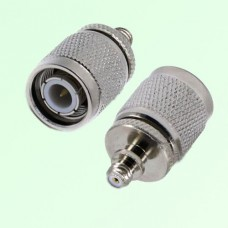 RF Adapter 10-32 M5 Female Jack to TNC Male Plug