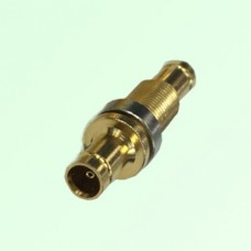 Bulkhead 1.0/2.3 DIN Female Jack to 1.0/2.3 DIN Female Jack Adapter