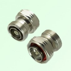 RF Adapter 7/16 DIN Female Jack to 7/16 DIN Male Plug