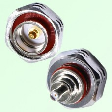 RF Adapter 7/16 DIN Male Plug to SMA Female Jack