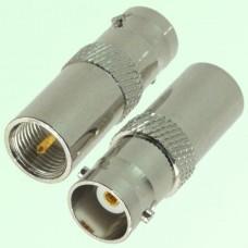 RF Adapter BNC Female Jack to FME Male Plug