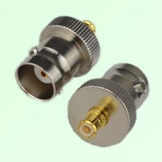 RF Adapter BNC Female Jack to MCX Male Plug