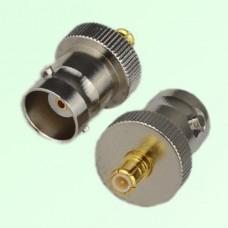 RF Adapter BNC Female Jack to MCX Male Plug