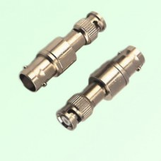 RF Adapter BNC Female Jack to Mini BNC Male Plug