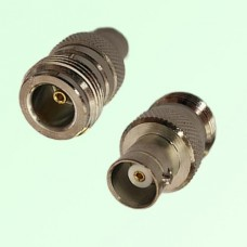 RF Adapter BNC Female Jack to N Female Jack