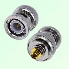 RF Adapter BNC Male Plug to MMCX Female Jack