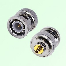 RF Adapter BNC Male Plug to MMCX Male Plug