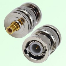 RF Adapter BNC Male Plug to SMB Male Plug