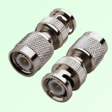 RF Adapter BNC Male Plug to TNC Male Plug