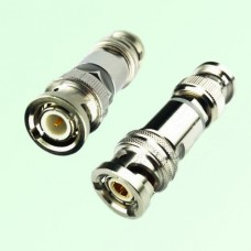 RF Adapter BNC Male Plug to TRB 3 Lugs Male Plug