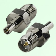 RF Adapter CRC9 Male Plug to RP SMA Female Jack