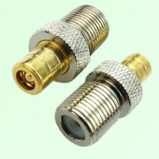 RF Adapter F Female Jack to SMB Female Jack