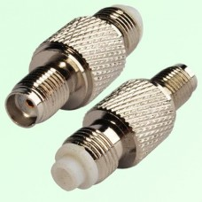 RF Adapter FME Female Jack to SMA Female Jack