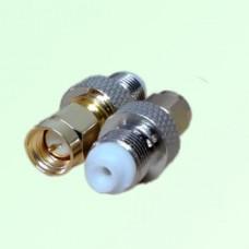 RF Adapter FME Female Jack to SMA Male Plug