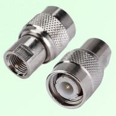 RF Adapter FME Male Plug to TNC Male Plug