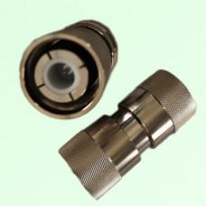 RF Adapter HN Male Plug to HN Male Plug