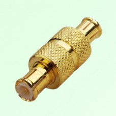 RF Adapter MCX Male Plug to MCX Male Plug