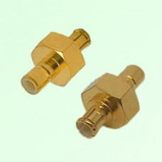RF Adapter MCX Male Plug to SMB Male Plug
