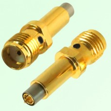 RF Adapter MS156 Male Plug to SMA Female Jack