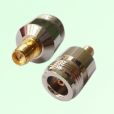 RF Adapter N Female Jack to RP SMA Female Jack