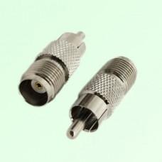 RF Adapter RCA Male Plug to TNC Female Jack