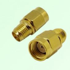 RF Adapter RP SMA Female Jack to RP SMA Male Plug