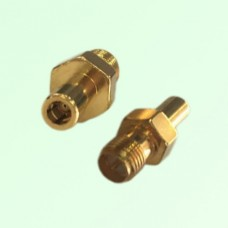 RF Adapter RP SMA Female Jack to SSMB Female Jack