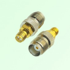 RF Adapter RP SMA Female Jack to TNC Female Jack