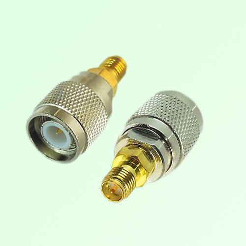 RF Adapter RP SMA Female Jack to TNC Male Plug