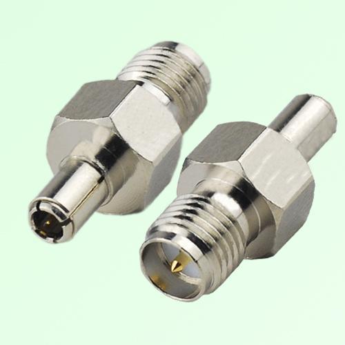 RF Adapter RP SMA Female Jack to TS9 Male Plug