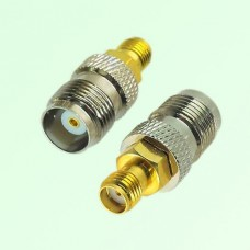 RF Adapter SMA Female Jack to TNC Female Jack