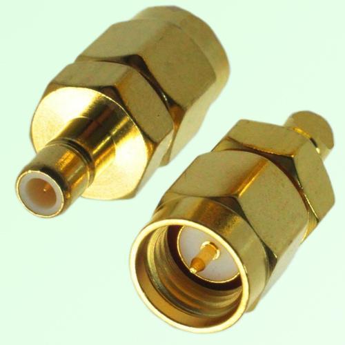 RF Adapter SMA Male Plug to SMB Male Plug