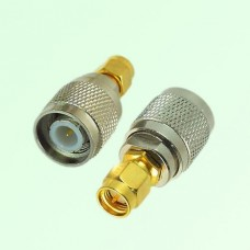 RF Adapter SMA Male Plug to TNC Male Plug