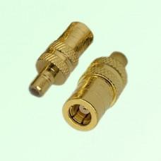RF Adapter SMB Female Jack to SMB Male Plug