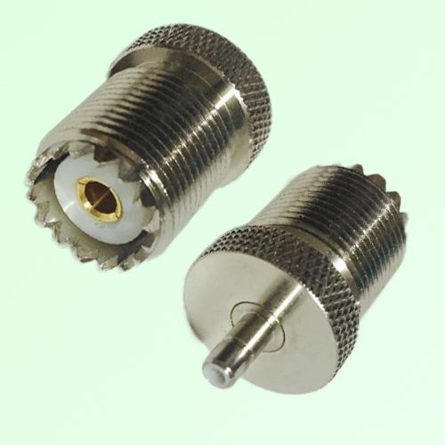 RF Adapter SMB Male Plug to UHF SO239 Female Jack