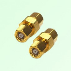 RF Adapter SMC Female Jack to SMC Female Jack