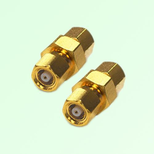 RF Adapter SMC Female Jack to SMC Female Jack