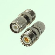 RF Adapter TNC Male Plug to UHF SO239 Female Jack