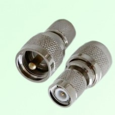RF Adapter TNC Male Plug to UHF PL259 Male Plug