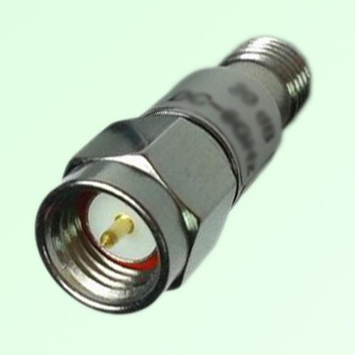 SMA Attenuator SMA Female Jack to Male Plug 2W DC-6GHz 1-60dB