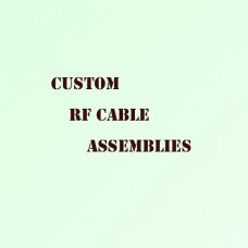 Custom RF Cable Assemblies
